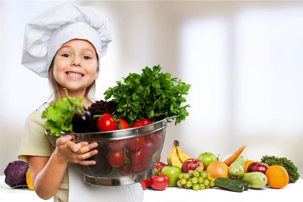 Faire aimer les fruits et légumes à ses enfants