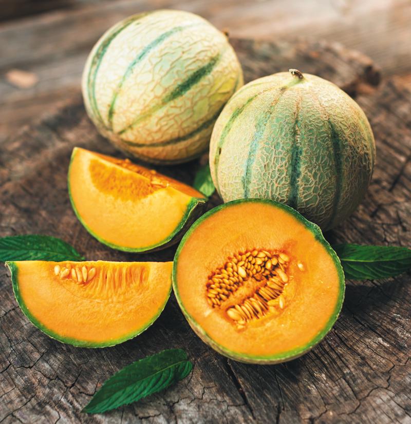 Confiture d'écorce de melon