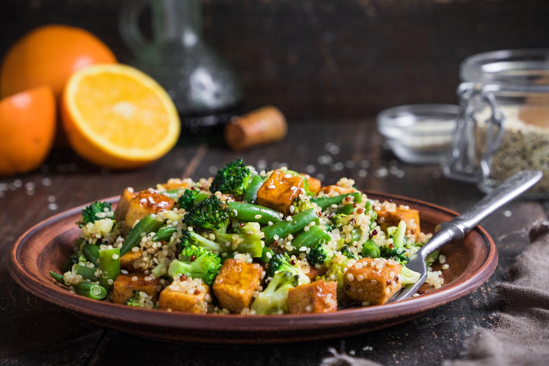 Salade de brocoli pour booster votre rentrée