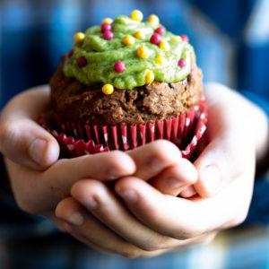 Recette de cupcakes de Noël